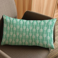 Arrow Printing Sofa Bed Home Decoration Pillow Cover - Free Shipping