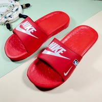 NIKE Woman Men Fashion Slipper Flats Shoes