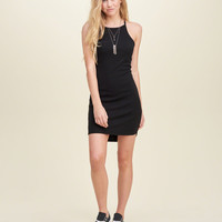 Must-Have Cutout Ribbed Dress