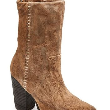 Women's Free People 'Silk City' Suede Boot