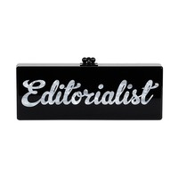 'Editorialist' Bespoke Clutch | Bags | The Editorialist