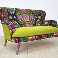 Suzani 2-seater sofa - Summer
