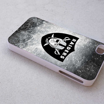 oakland raiders case for iPhone 4/4s/5/5s/5c/6/6+ case,iPod Touch 5th Case,Samsung Galaxy s3/s4/s5/s6Case, Sony Xperia Z3/4 case, LG G2/G3 case, HTC One M7/M8 case