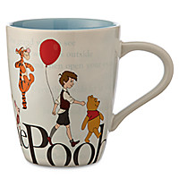 Winnie the Pooh and Friends Storybook Mug