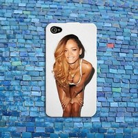 Cute Rihanna Phone Case Beautiful Girl New Hot Cover iPhone iPod Music Girl Cool