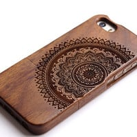 flower  iPhone 6 Plus Wood Case iphone 5 case iphone 4 case  Wooden Case Wood Samsung case,samsung s6 case Samsung Galaxy Note2 Note3 Note4