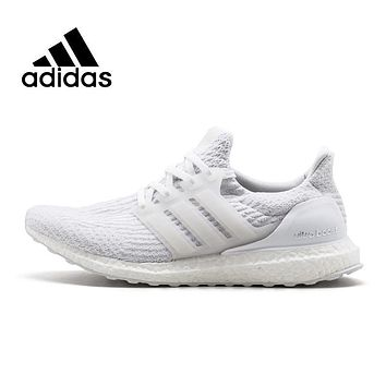 ADIDAS Original New Arrival Ultra Boost UB 3.0 Mens Running Shoes Mesh Breathable Stability