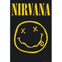Nirvana Domestic Poster