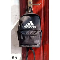 ADIDAS 2019 new new sports backpack casual travel backpack #5
