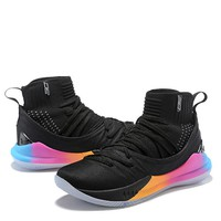 Under Armour Curry 5 Fashion Casual Sneakers Sport Shoes