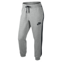 Nike Triple Threat Cuff Men's Pants - Dark Grey Heather