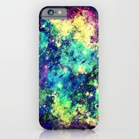 Universe - For iphone iPhone & iPod Case by Simone Morana Cyla