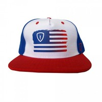 Adrenaline Liberty Hat - Red White & Blue   Lacrosse Unlimited