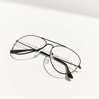 Caroline Aviator Readers | Urban Outfitters