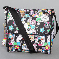 Karmaloop.com - Global Concrete Culture - The Carino Cross Body in Fumetto by tokidoki