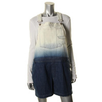 Marc by Marc Jacobs Womens Denim Ombre Shortalls