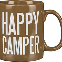 Happy Camper - Jumbo 16-oz Coffee Tea Mug