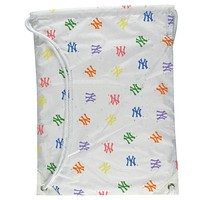 New York Yankees - All-Over Logo Backsack