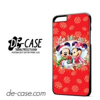 Mickey And Minnie Mouse Disney Christmas DEAL-7181 Apple Phonecase Cover For Iphone 6/ 6S Plus