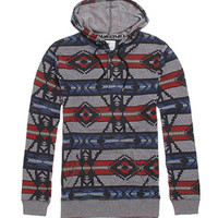 On The Byas Len Print Hoodie at PacSun.com