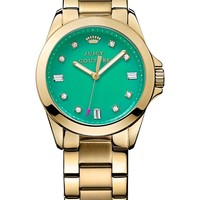Stella Gold And Teal Watch