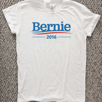 Bernie Sanders president in 2016 T-shirt unisex, men and women