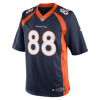 Nike NFL Denver Broncos (Demaryius Thomas) Men's Football Alternate Limited Jersey