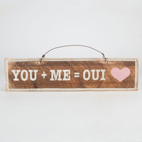 You & Me Sign Brown Combo One Size For Women 24845812501