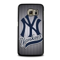 NEW YORK YANKEES Samsung Galaxy S6 Case Cover