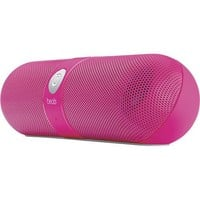 Beats by Dr. Dre - Pill Portable Stereo Speaker - Neon Pink