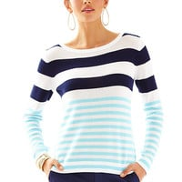 Gwyneth Striped Pullover Sweater - Lilly Pulitzer