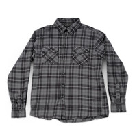 Mr Jack Bold Gray Flannel