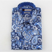 Long Sleeved Mens Dress Shirt - M Size - High Quality Material