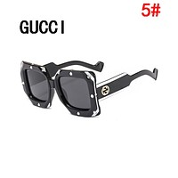 GUCCI Men Fashion GG Diamond Shades Eyeglasses Glasses Sunglasses 5#