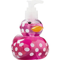 Polkadot Bubble Bath Duck