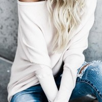 Hebegal All That Ribbed Cashmere Sweater - Hebegal | Women Fashion Online Store