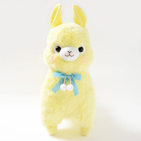 Alpacasso Velvet Ribbon Plushies (Big)