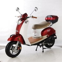 New Scooter 50cc Street Legal New Look