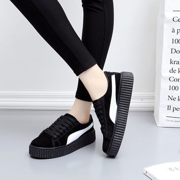Fashion All-match Casual Women Retro shoes Sneakers Shoes
