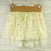 cute wave point lace skirt from adaliawu