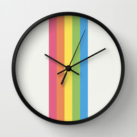 instant inspiration Wall Clock by dani