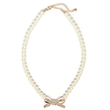 Pearl Bow Strand