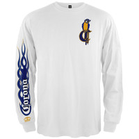 Corona - Flame Long Sleeve T-Shirt