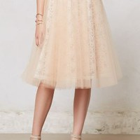 Aurelie Tulle Skirt by Alexandra Grecco Nude 8 Skirts