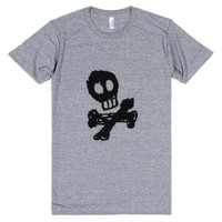 All Time Low-Unisex Athletic Grey T-Shirt