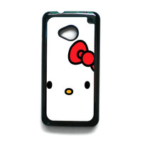 Cartoon Hello Kitty HTC One | M7 Case