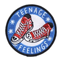Teenage Feelings Patch