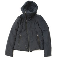Indie Designs The Viridi-anne Inspired Cotton Carbon Coating Down Jacket