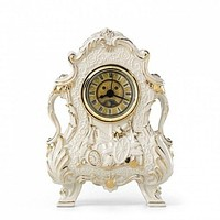 "Disney Beauty & the Beast Live Action 7"" Cogsworth Clock by Lenox"