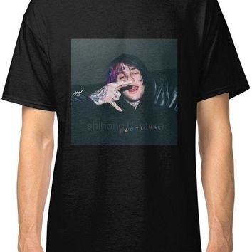 Lil Peep Men's Clothing T-Shirts Tees top tee plus size t shirt harajuku
